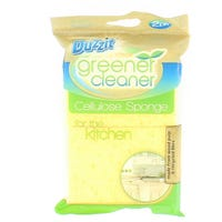 Kitchen Scourers Biodegradable 2 Pack