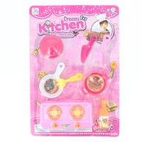 Children's Kitchen Play Set Assorted