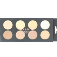 Max and More Concealer Palette Shape and Correct