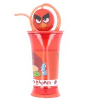 Angry Birds Tumbler with Straw 50cl