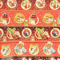 Gift Wrap Licence Muppets 6m