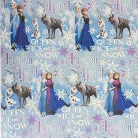 Christmas Gift Wrap Disney Frozen 3M