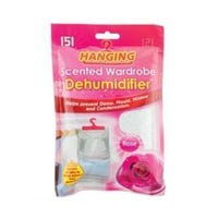 Scented Wardrobe Dehumidifier Rose