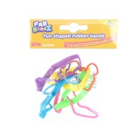 Fab Scented Bandz 6 Pack