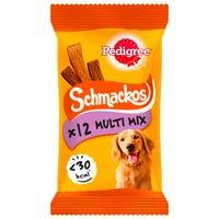 Pedigree Schmackos Multi Mix 12 Pack