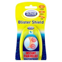 Scholl Blister Shield Plasters 5 Pack