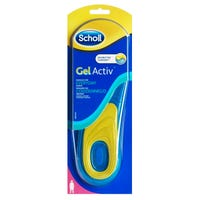 Scholl GelActiv Insoles For Everyday Shoes