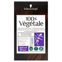 Schwarzkopf 100% Vegetal Vegan Hair Dye in Natural Brown