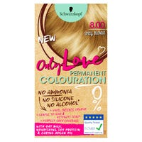 Schwarzkopf Only Love Hair Colourant in 8.00 Spicy Blonde
