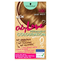 Schwarzkopf Only Love Hair Colourant in 7.00 Walnut Mousse