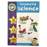 Key Stage Sticker Work Books Science