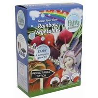 Fairy Garden Grow Your Own Rainbow Veg