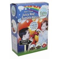 Fairy Garden Sew & Grow Tomato