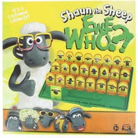 Shaun The Sheep Ewe Who Game