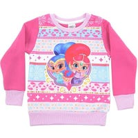 Shimmer And Shine Jumper Size 4 to 5