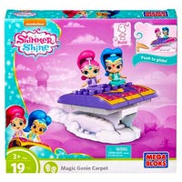 Shimmer and Shine Magic Genie Carpet Playset