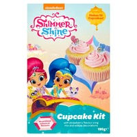 Shimmer and Shine Cupcake Mix 195g