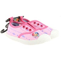 Shimmer and Shine No Lace Canvas Shoe Infant Size 9