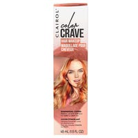 Clairol Colour Crave Non-Permanent Hair Makeup Copper 45ml