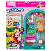 Shopkins Happy Places Decorator's Pack Assorted