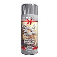 Silver Christmas Tree Spray 200ml