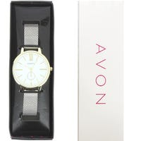 Avon Ladies Georgette Mesh Watch