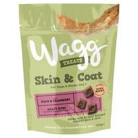 Wagg Skin And Coat Treats 125g