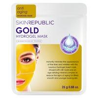 Skin Republic Gold Hydrogel Face Sheet Mask 18g