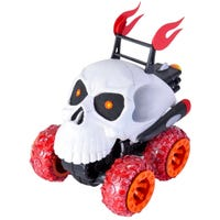 Wild Republic Motor Headz Garage Skull