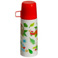 Just Hanging Around Sloth Stainless Steel Flask 350ml