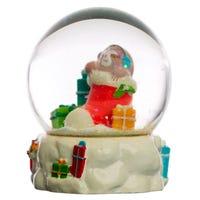 Christmas Sloth Snow Globe