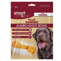Smart Choice Rawhide Chicken Bone
