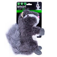 Smart Choice Squeaky Squirrel Dog Toy