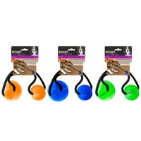 Smart Choice Suction Cup Dog Pull Toy in Assorted Colours