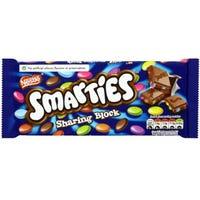 Smarties Giant Block 100g