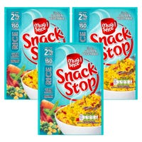 Mug Shot Snack Stop Golden Vegetable Rice 100g