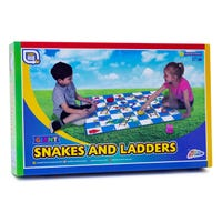 Games Hub Giant Snakes and Ladders Game