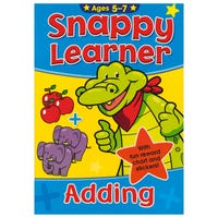 Snappy Learner Adding Book Age 5-7