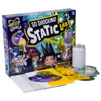 Weird Science So Shocking Static Lab