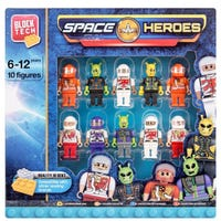 Space Play Figures 10 Pack