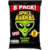Space Raiders Pickled Onion 8 Pack