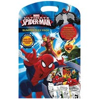 Ultimate Spider-Man Bumper Play Pack