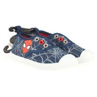 Spiderman Canvas Shoe Infant Size 5