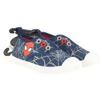 Spiderman Canvas Shoe Infant Size 7