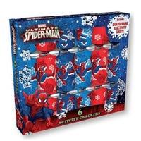 Marvels Ultimate Spiderman Crackers 6 Pack