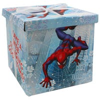 Christmas Eve Box with Spiderman