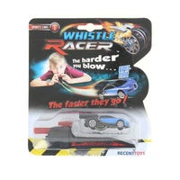 Whistle Racer Spitfire Car With Launcher