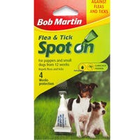 Bob Martin Spot On Small Dog 4 Week
