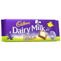 Cadbury Spring Chocolate Bar 100g