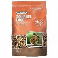 Gardman Squirrel Food 1.3kg
